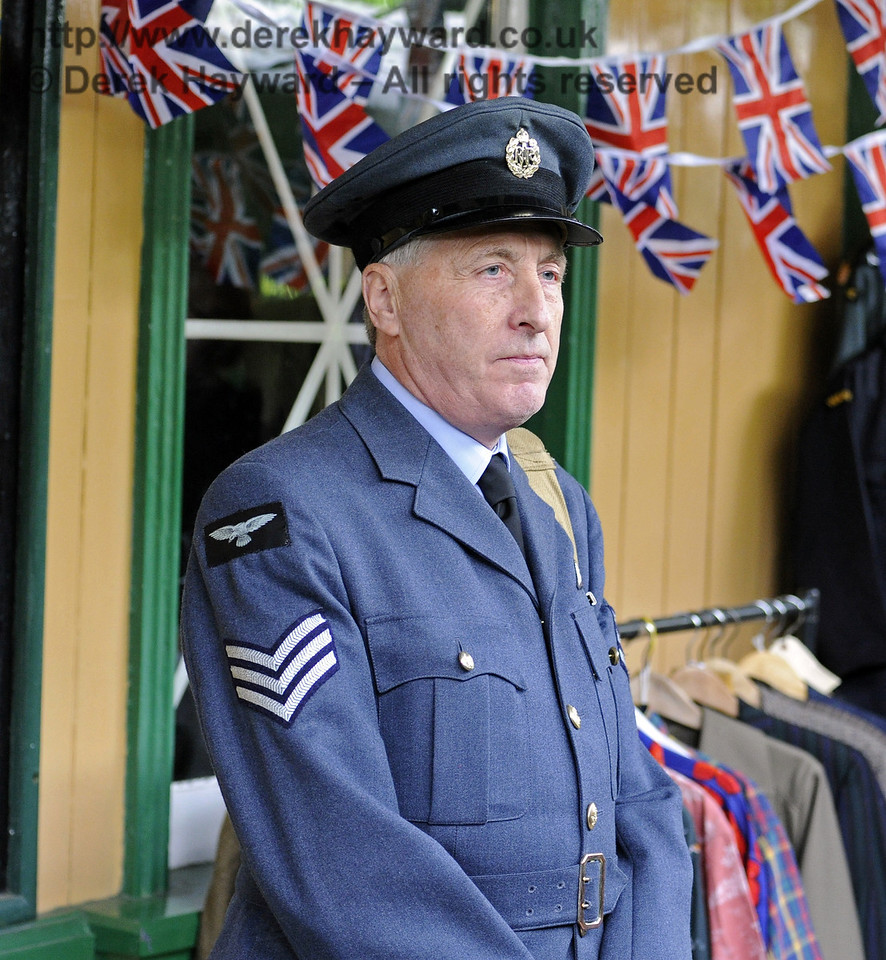 Southern at War, Horsted Keynes, 10.05.2014  9045