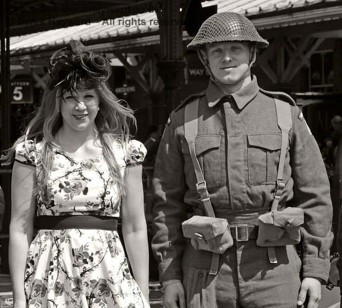 Southern at War, Horsted Keynes, 10.05.2014  8961