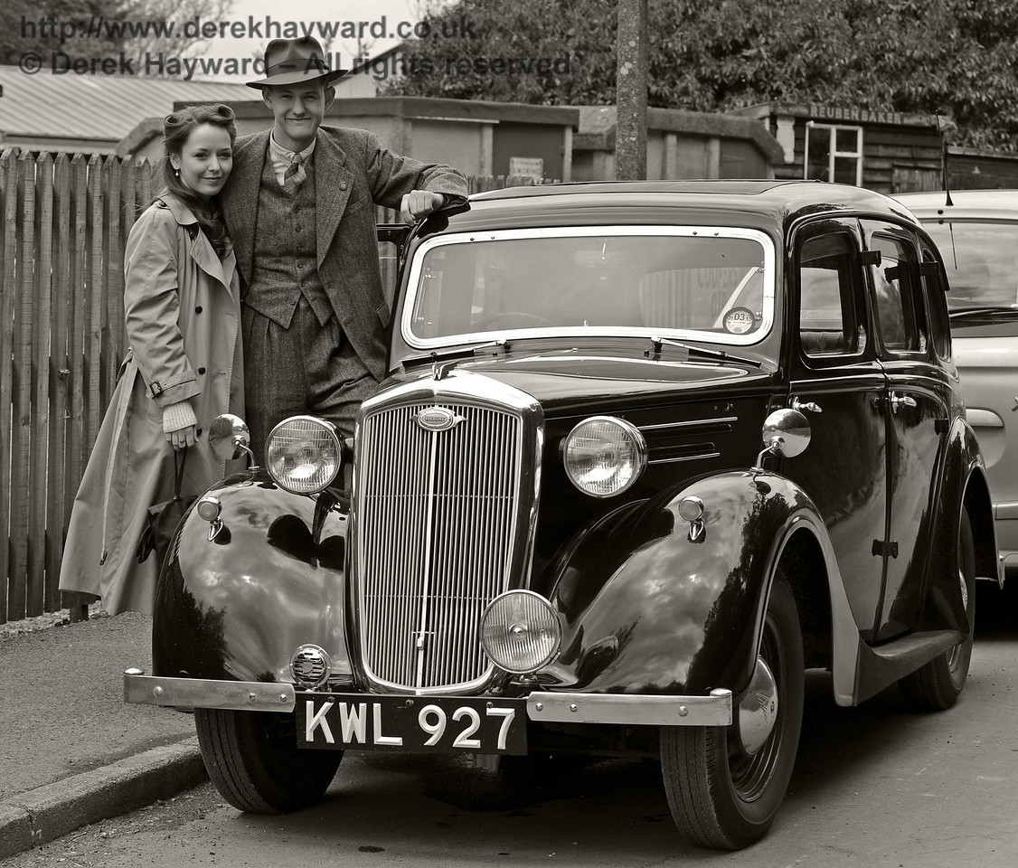 Southern at War, Horsted Keynes, 11.05.2014  9092/E1