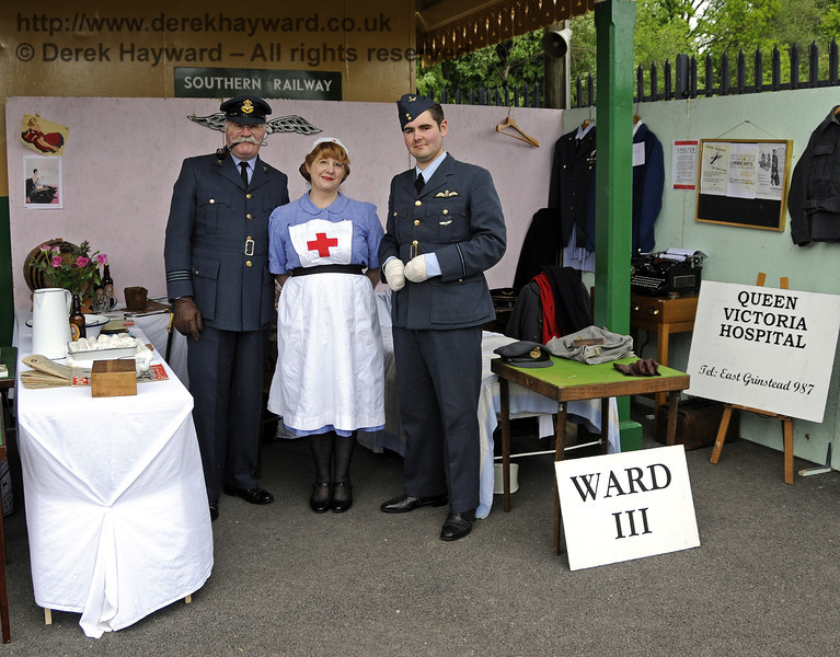 Southern at War, East Grinstead, 10.05.2014  10349