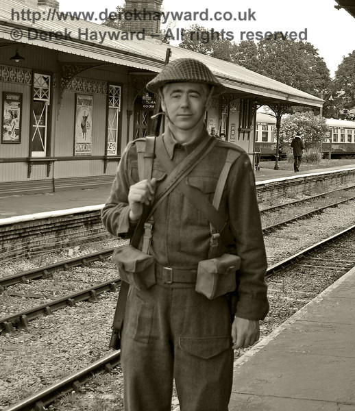 Southern at War, Horsted Keynes, 11.05.2014  10397