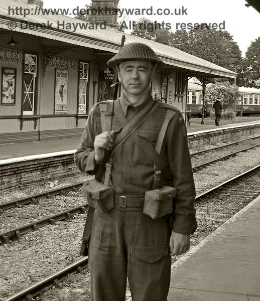 Southern at War, Horsted Keynes, 11.05.2014  10397