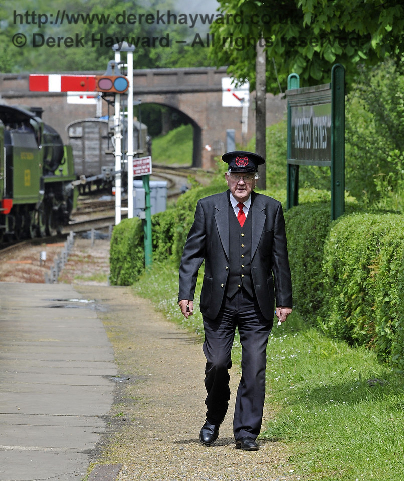 Southern at War, Horsted Keynes, 11.05.2014  9100