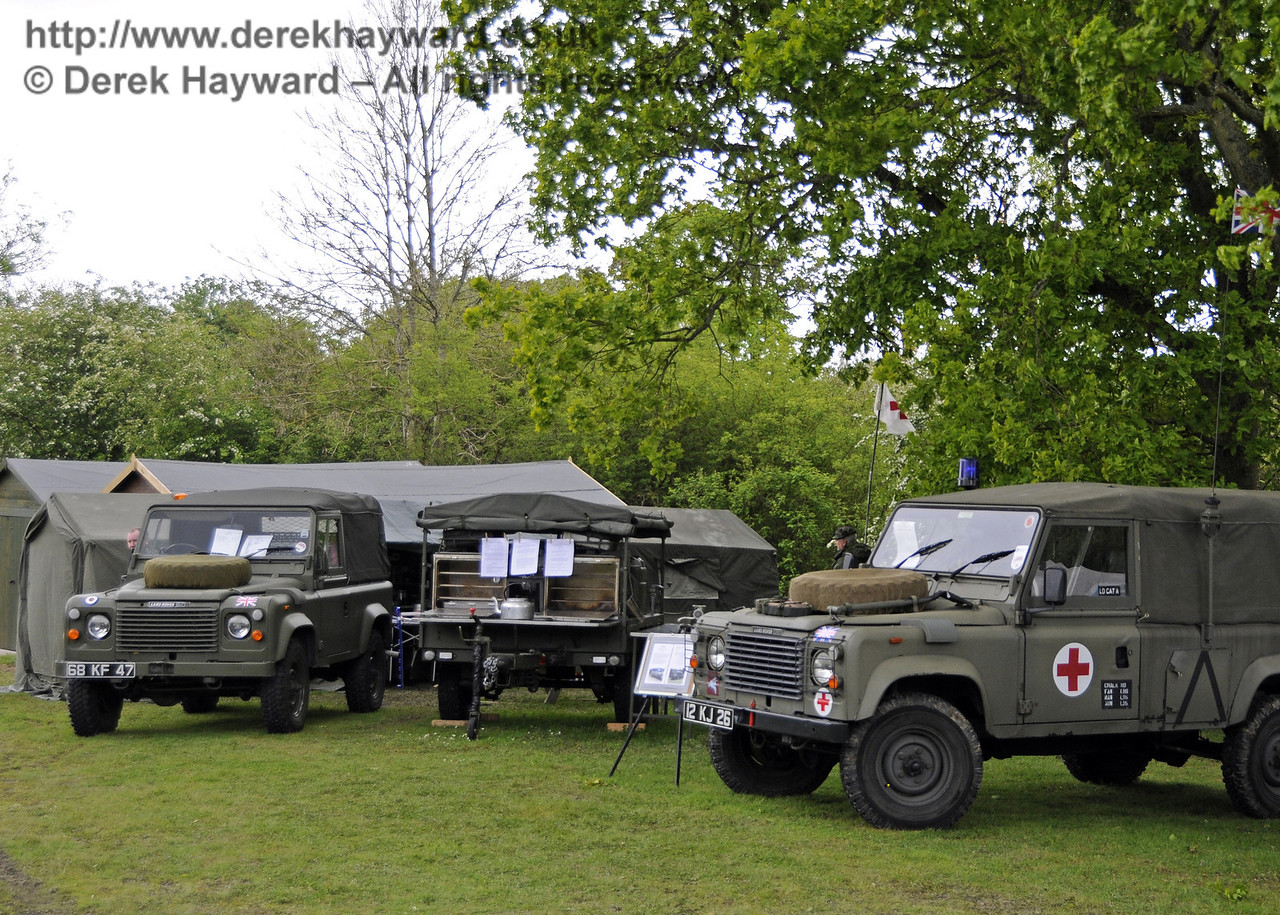 Southern at War, Horsted Keynes, 10.05.2014  10331