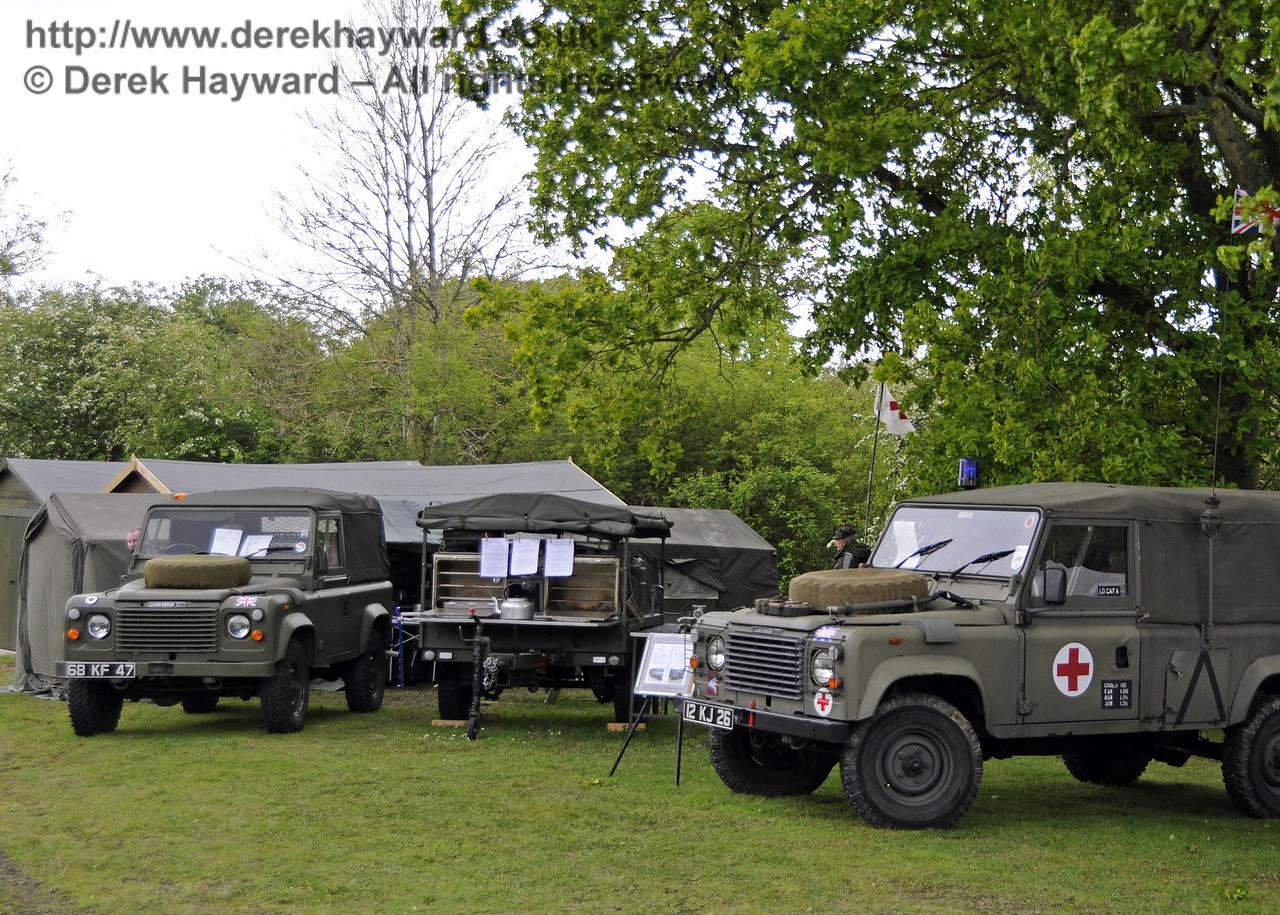 Southern at War, Horsted Keynes, 10.05.2014  10331