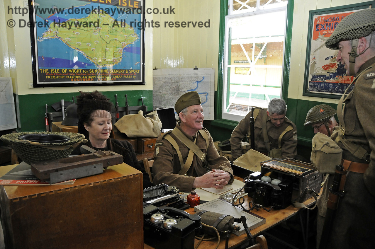 Southern at War, Horsted Keynes, 10.05.2014  10337