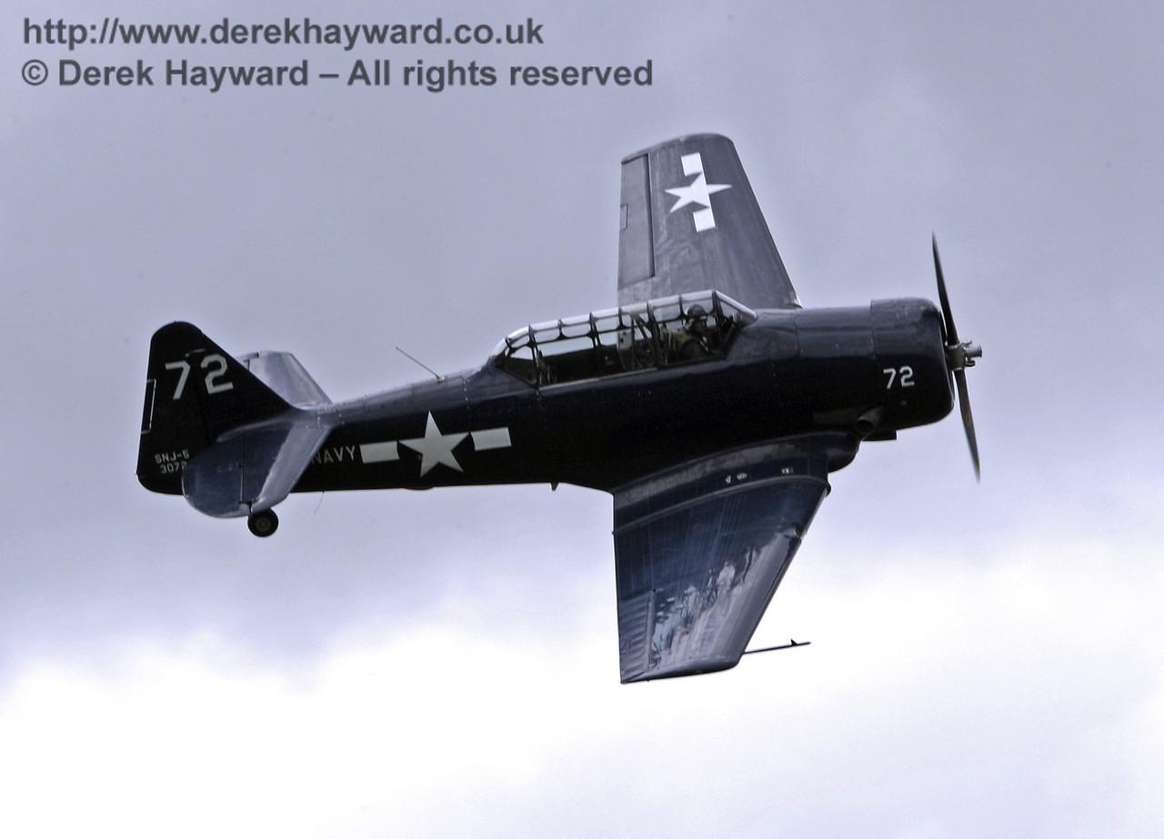 US Navy T-6 Harvard.  Southern at War, Horsted Keynes, 11.05.2014  9187