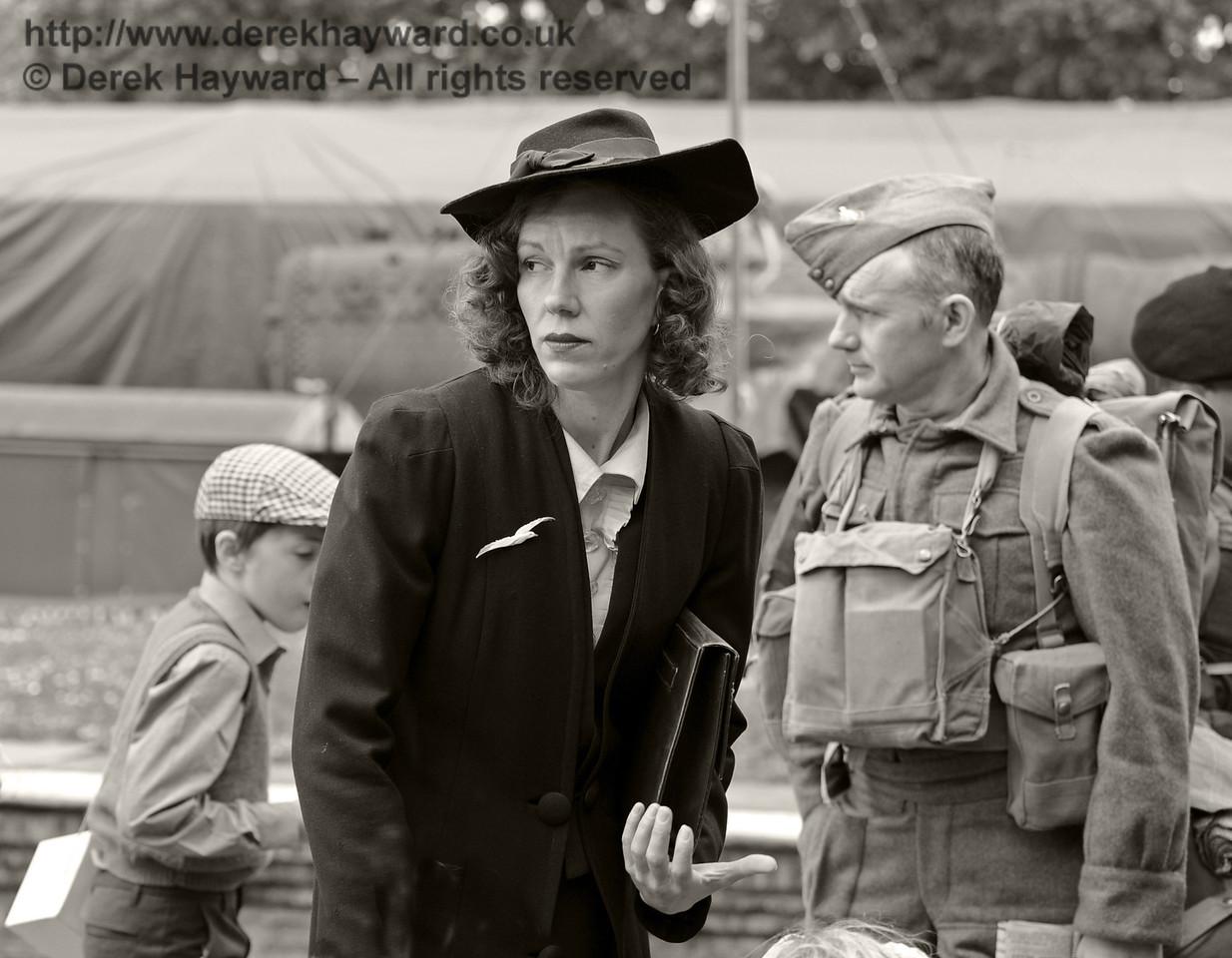 Southern at War, Horsted Keynes, 11.05.2014  9082