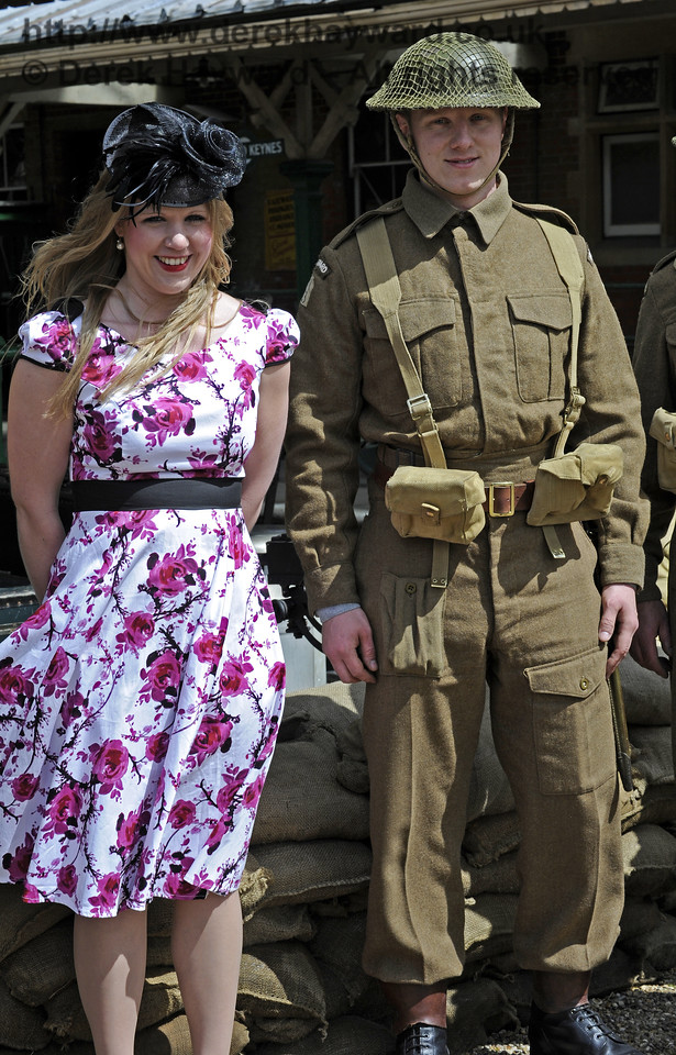 Southern at War, Horsted Keynes, 10.05.2014  8962