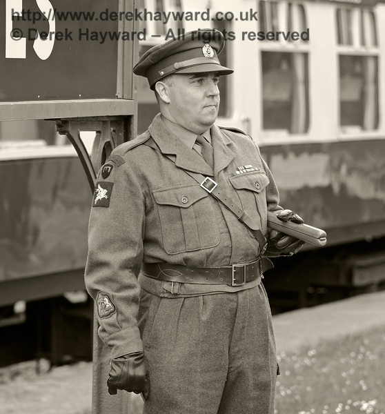 Southern at War, Horsted Keynes, 11.05.2014  9067