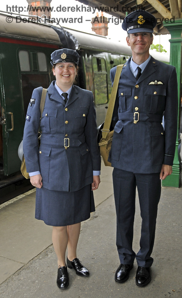 Southern at War, Horsted Keynes, 11.05.2014  10403