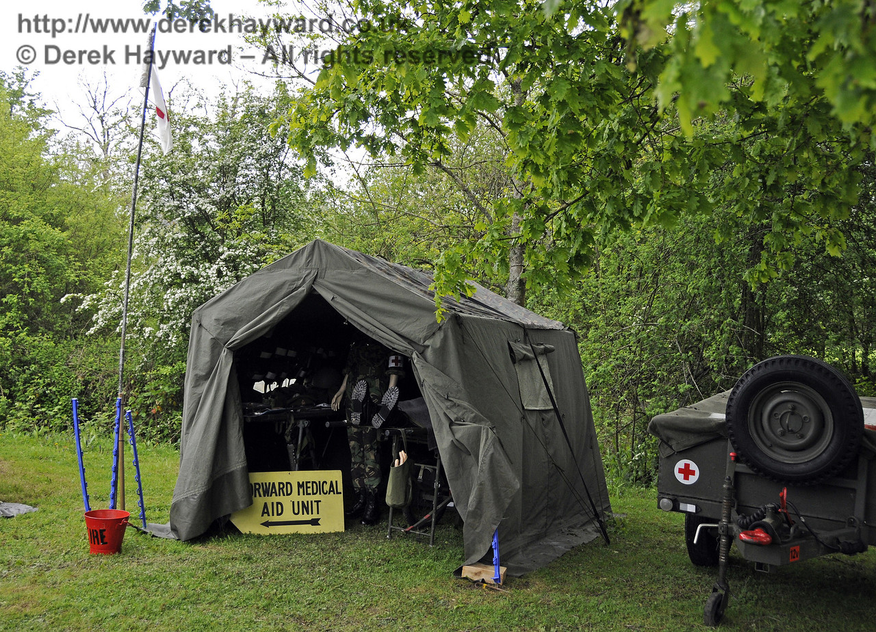 Southern at War, Horsted Keynes, 10.05.2014  10334
