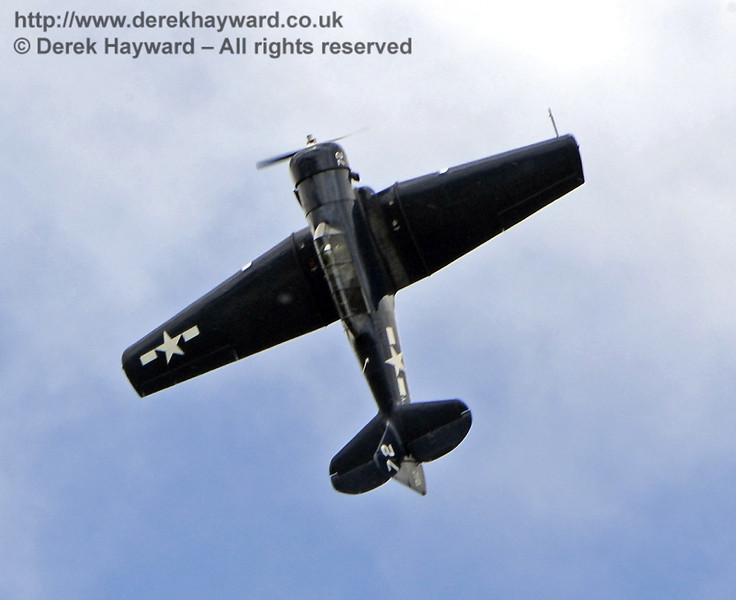 US Navy T-6 Harvard.  Southern at War, Horsted Keynes, 11.05.2014  9168