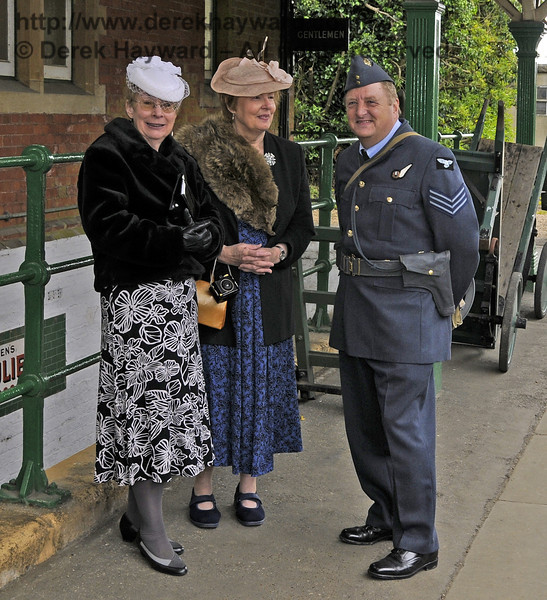 Southern at War, Horsted Keynes, 11.05.2014  10402