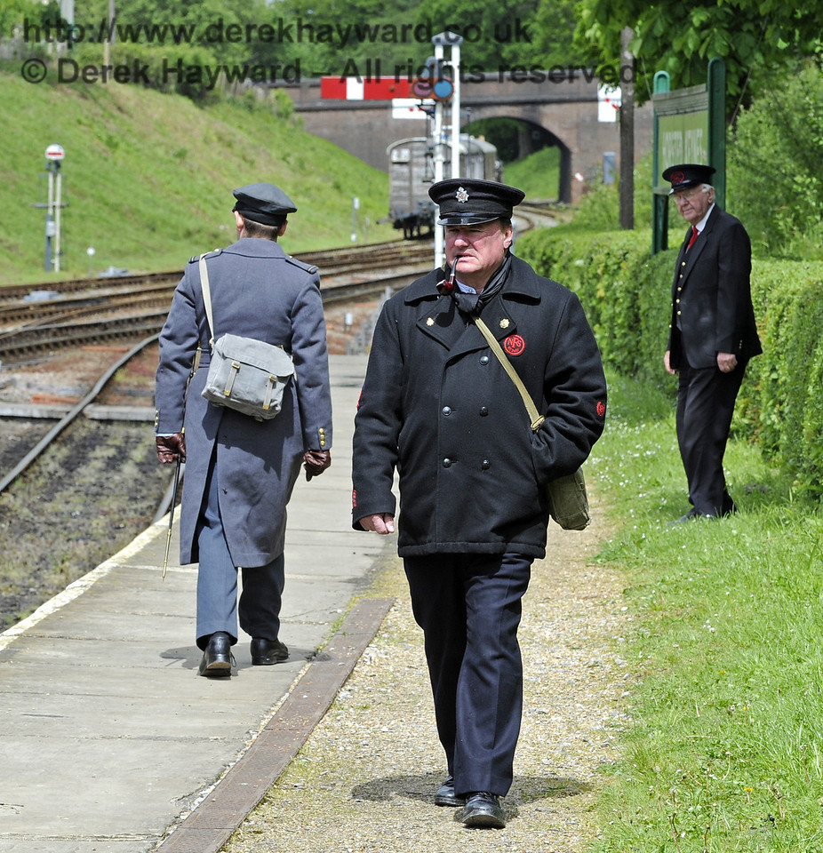 Southern at War, Horsted Keynes, 11.05.2014  9101