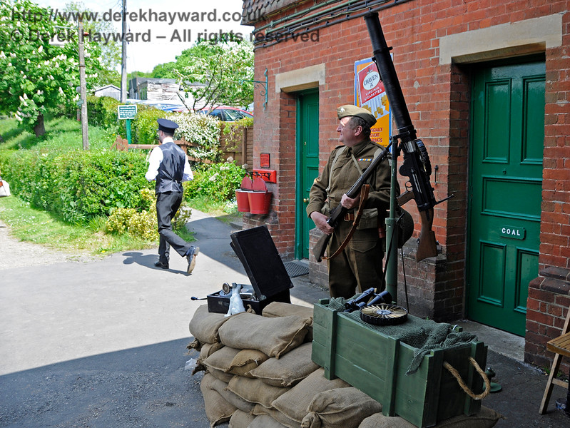 Southern at War, Horsted Keynes, 15.05.2016  15242