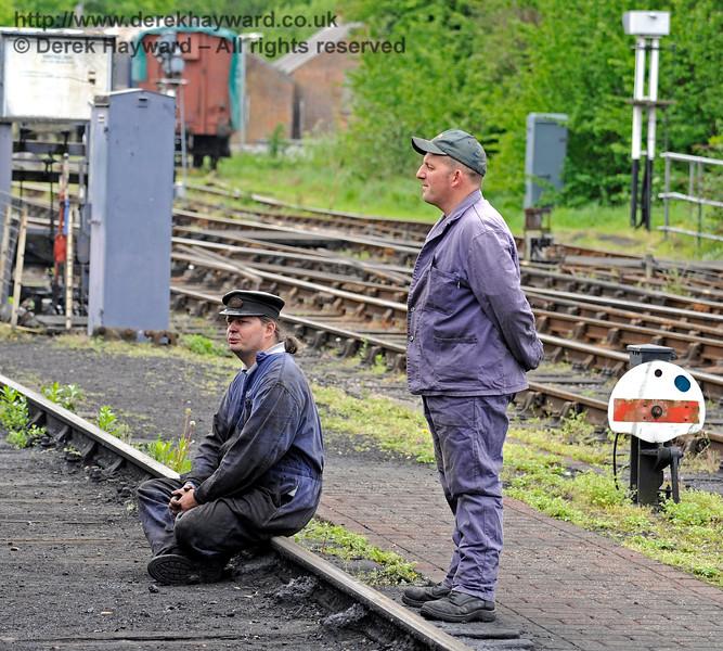 Southern at War, Sheffield Park, 14.05.2016  13047