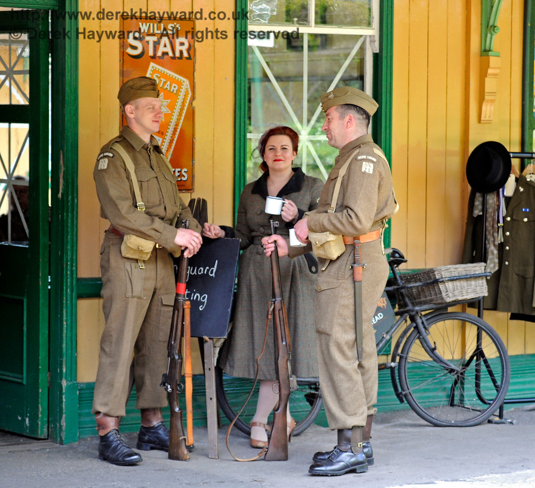 Southern at War, Horsted Keynes, 15.05.2016  13184
