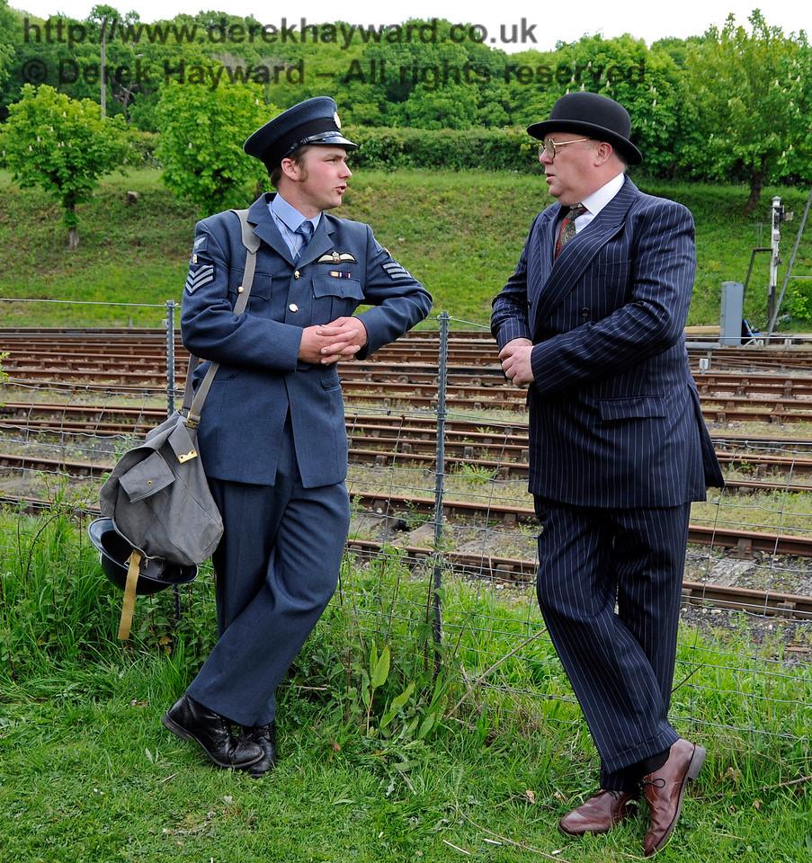 Southern at War, Horsted Keynes, 15.05.2016  15253