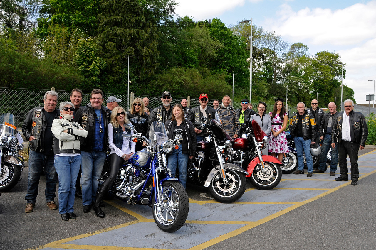 The Harley Davidson Group, Southern at War, East Grinstead 14.05.2016  15182