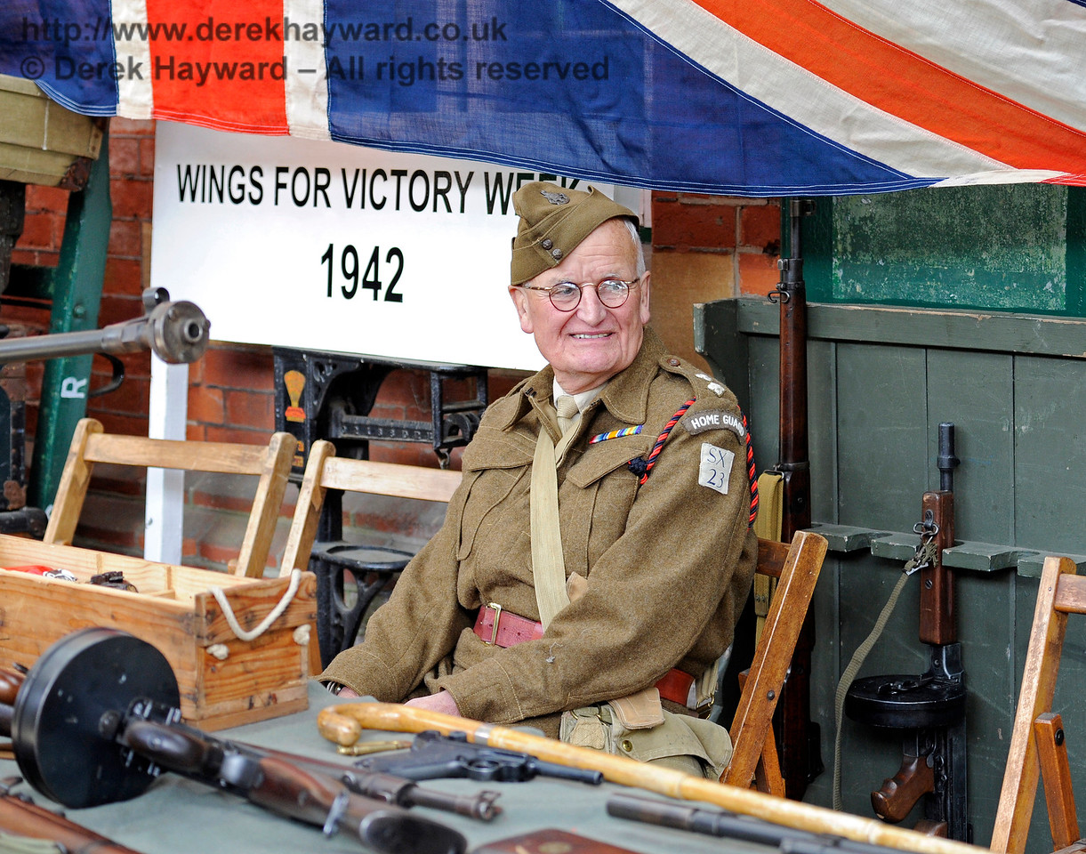Southern at War, Horsted Keynes, 14.05.2016  13167