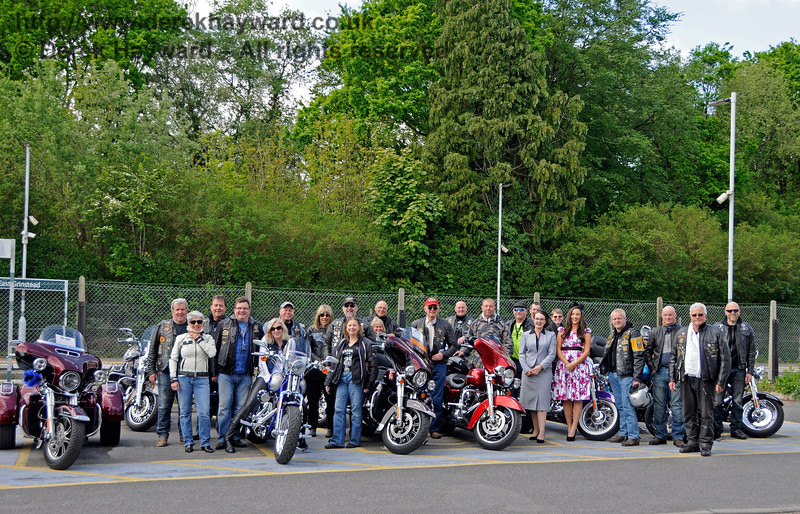 The Harley Davidson Group, Southern at War, East Grinstead, 14.05.2016  15188