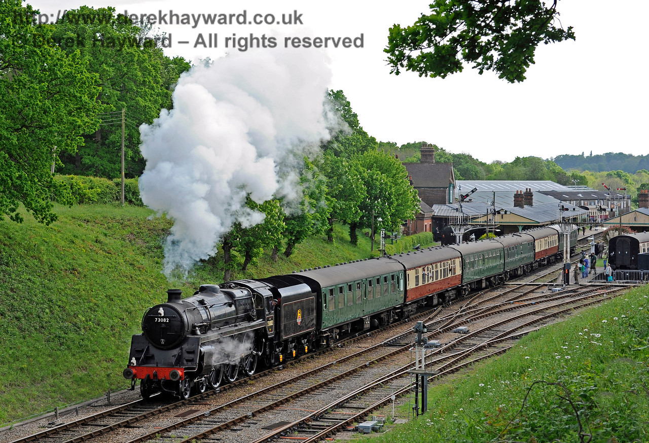 Southern at War, Horsted Keynes, 14.05.2016  13163