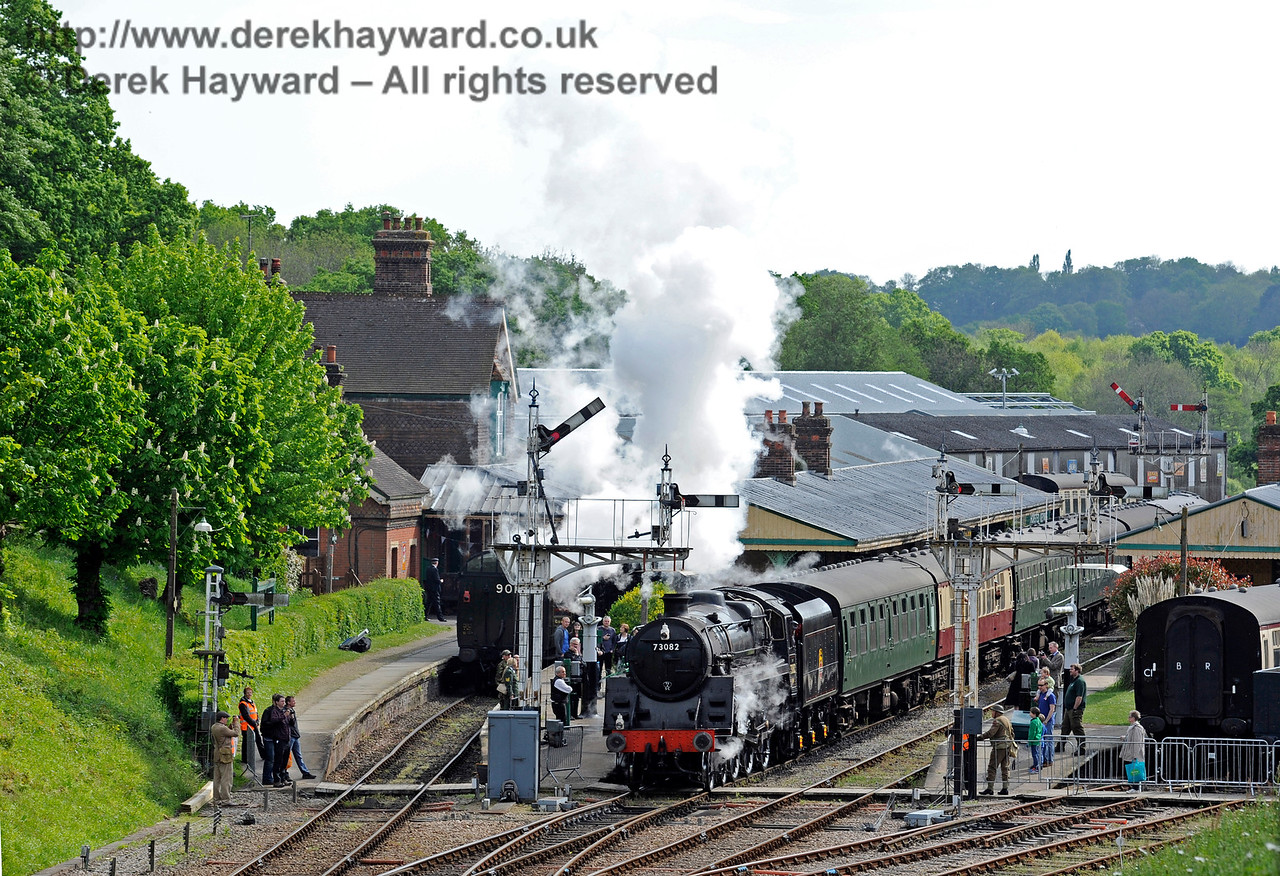 Southern at War, Horsted Keynes, 14.05.2016  13154