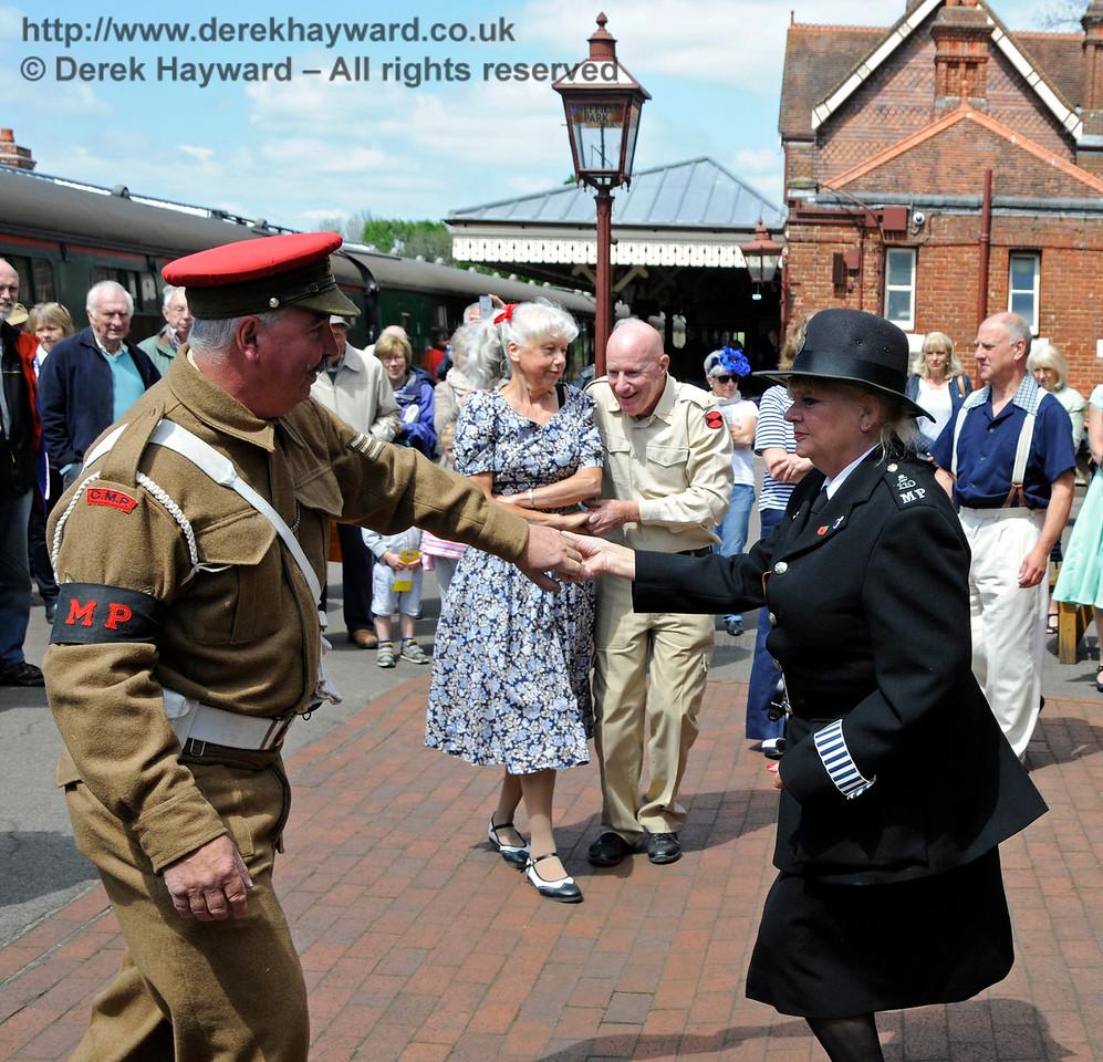 Southern at War, Sheffield Park, 14.05.2016  15132