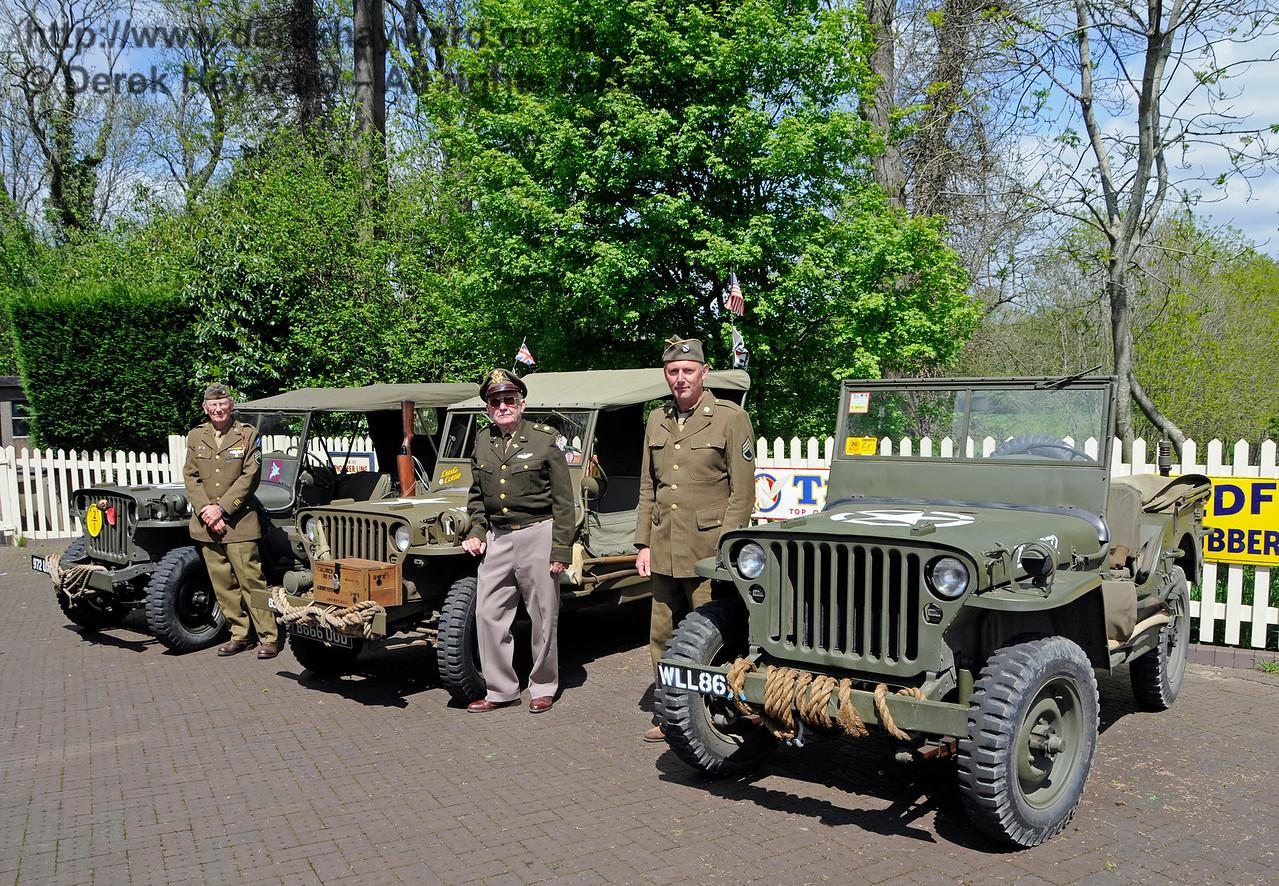 Southern at War, Sheffield Park, 14.05.2016  15150