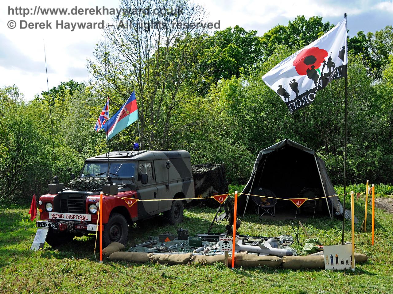 Southern at War, Horsted Keynes, 14.05.2016  15225