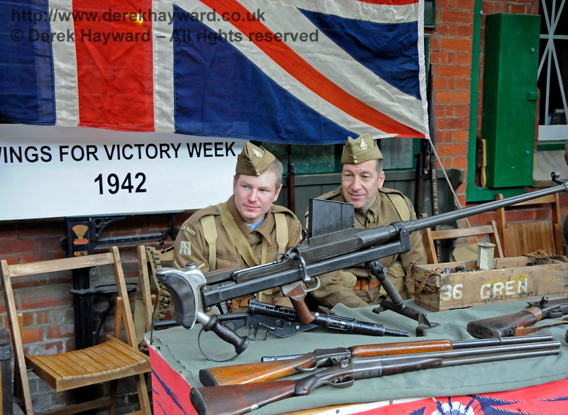 Southern at War, Horsted Keynes, 14.05.2016  15200