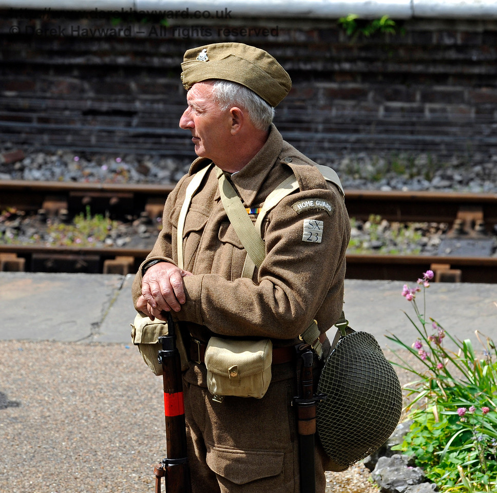 Southern at War, Horsted Keynes, 15.05.2016  13313