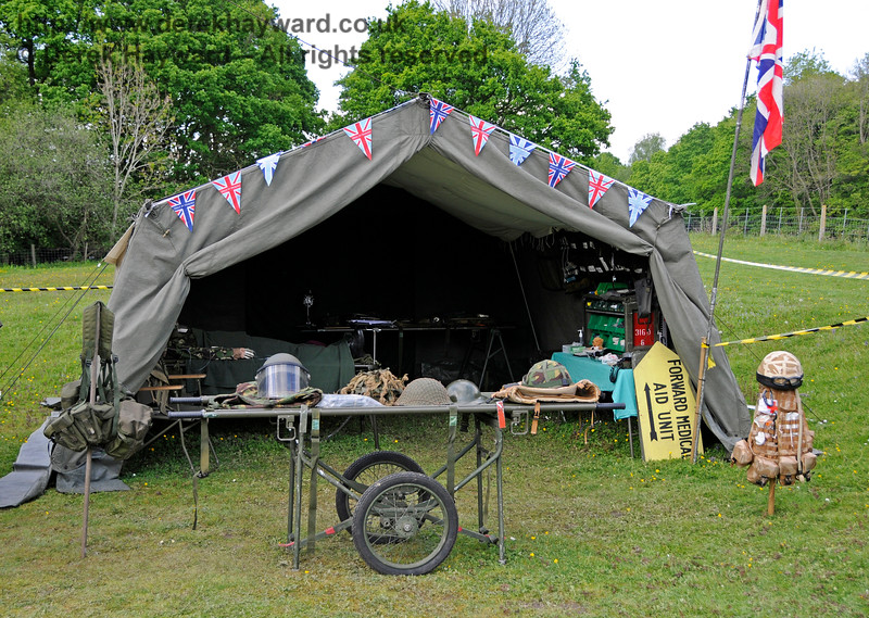 Southern at War, Horsted Keynes, 14.05.2016  15216