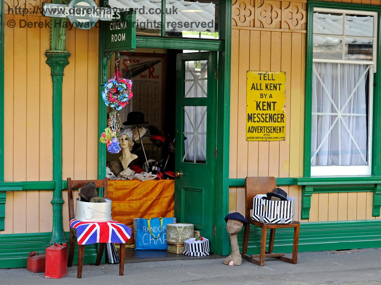 Southern at War, Horsted Keynes, 14.05.2016  13141