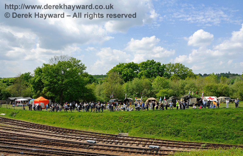 Southern at War, Horsted Keynes, 15.05.2016  15244
