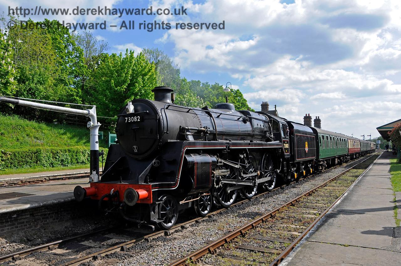 73082, Southern at War, Horsted Keynes, 14.05.2016  15227