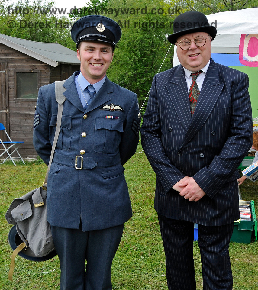 Southern at War, Horsted Keynes, 15.05.2016  15251