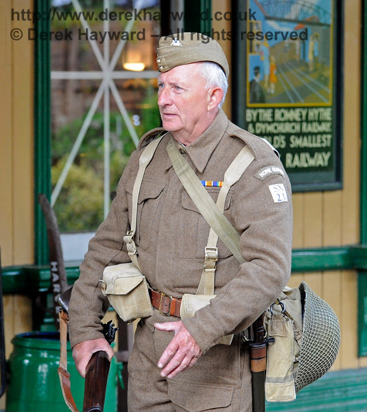 Southern at War, Horsted Keynes, 14.05.2016  13135
