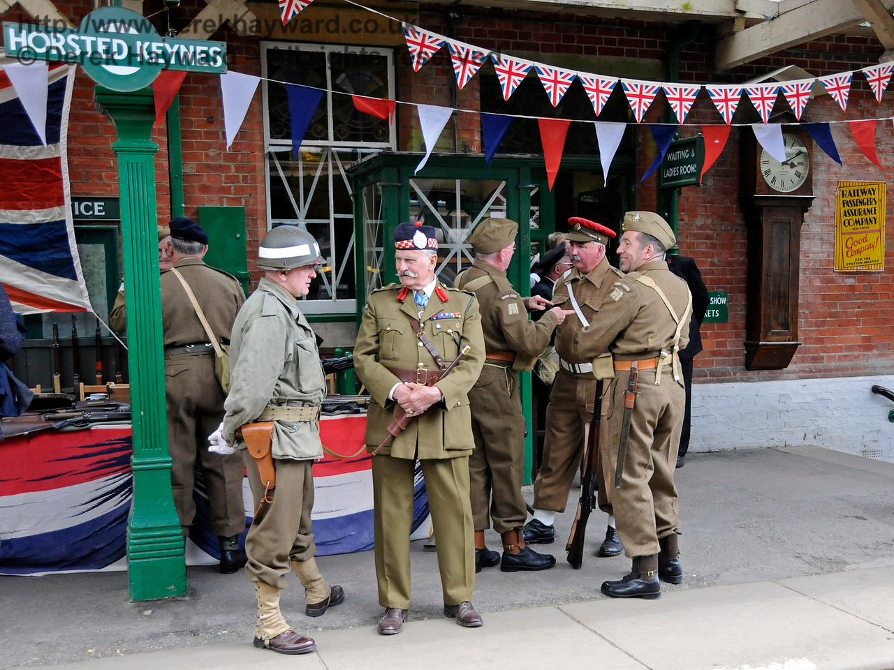 Southern at War, Horsted Keynes, 15.05.2016  15267