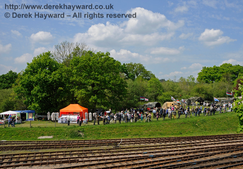 Southern at War, Horsted Keynes, 15.05.2016  15243