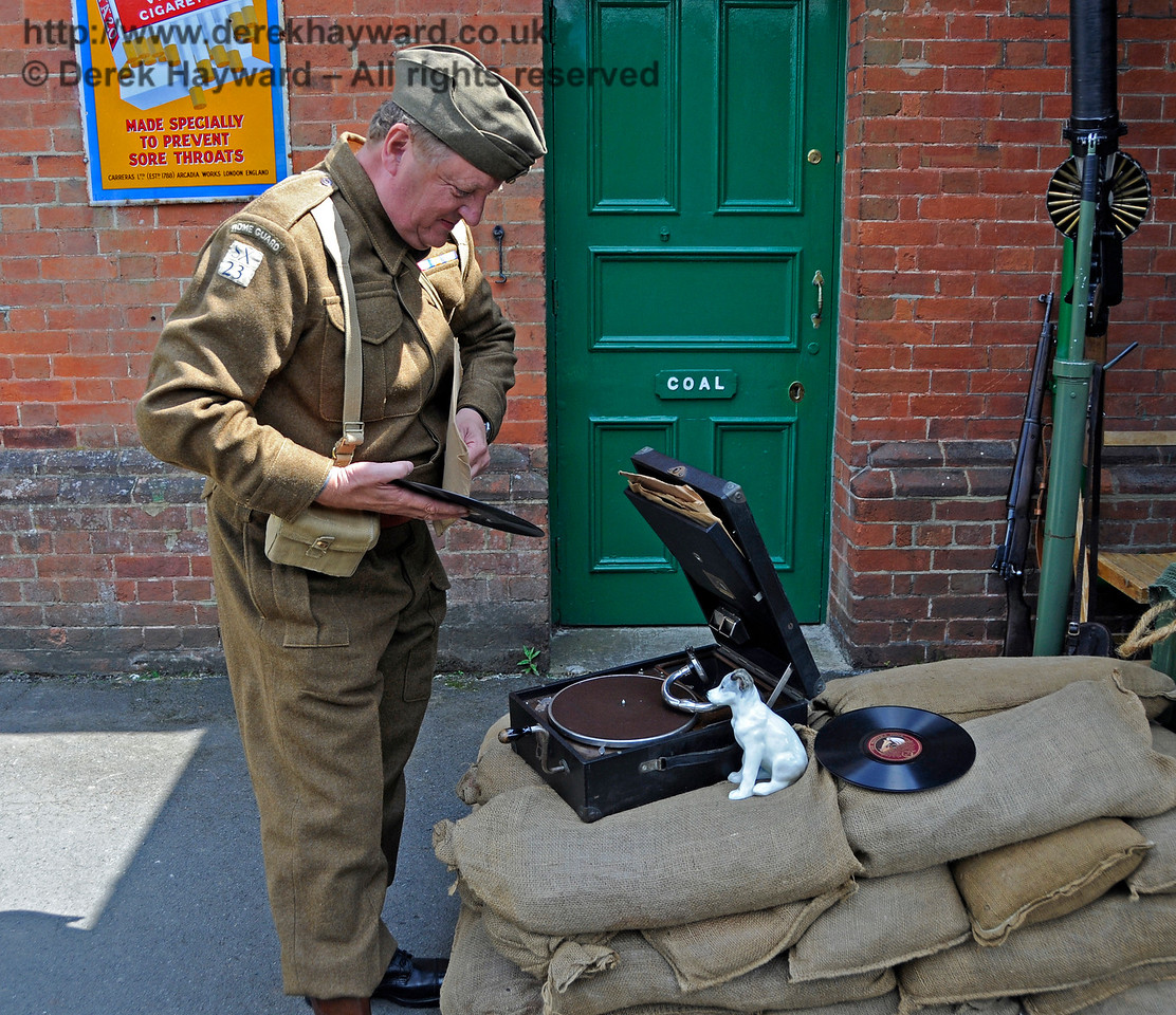 Southern at War, Horsted Keynes, 15.05.2016  15240