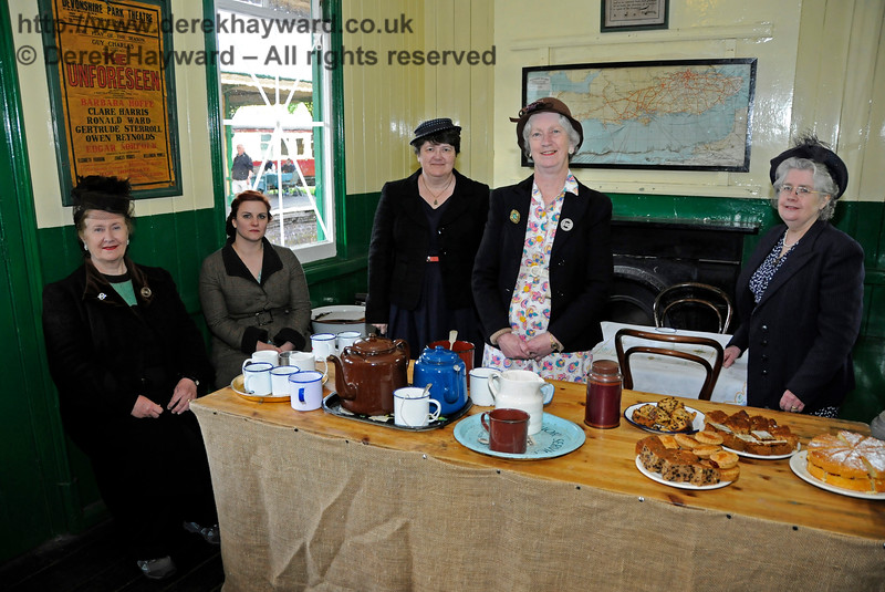 Southern at War, Horsted Keynes, 14.05.2016  15209