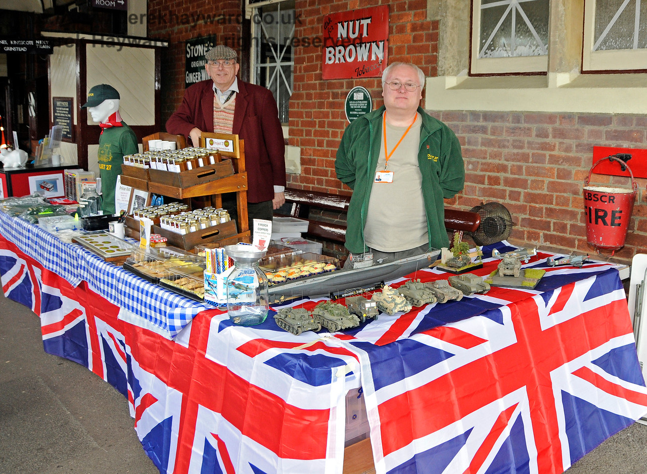 Southern at War, Horsted Keynes, 15.05.2016  15104