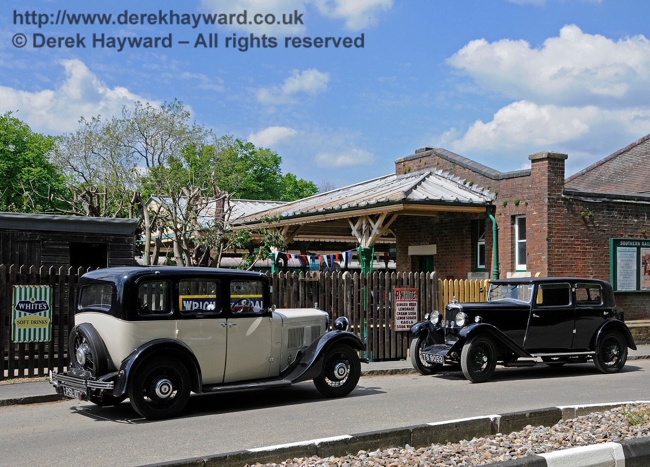Southern at War, Horsted Keynes, 15.05.2016  15237