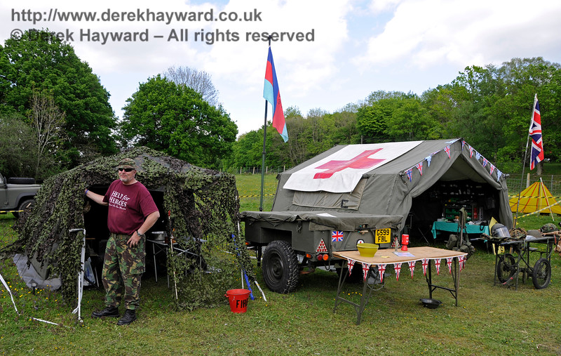 Southern at War, Horsted Keynes, 14.05.2016  15217