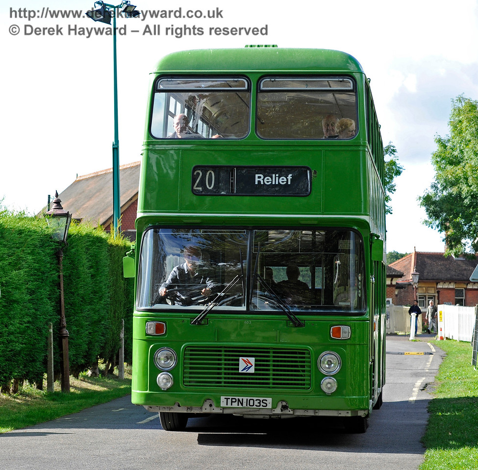 Bus Running Day SP 021016 14050 E