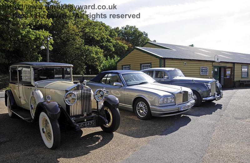 Rolls Royce Owners Club, Horsted Keynes, 05.10.2014  11622