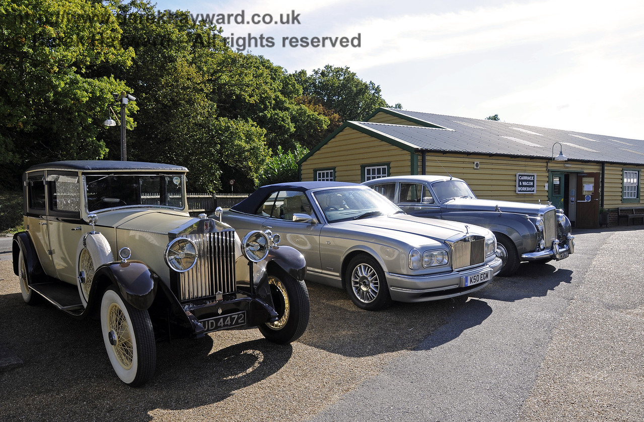 Rolls Royce Owners Club, Horsted Keynes, 05.10.2014  11622