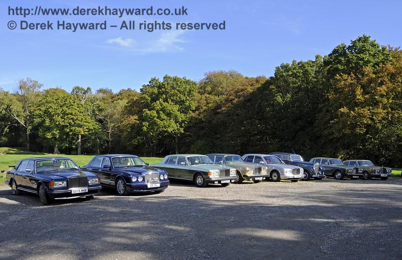 Rolls Royce Owners Club, Horsted Keynes, 05.10.2014  11627